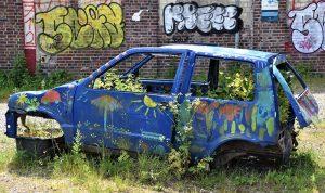 scrap car in Surrey